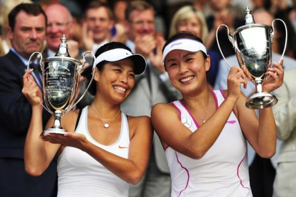 Peng-Hsieh, Wimbledon