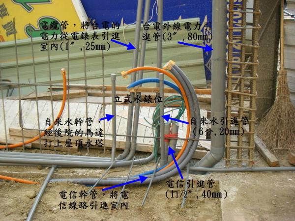 地坪水電作業-總錶箱1