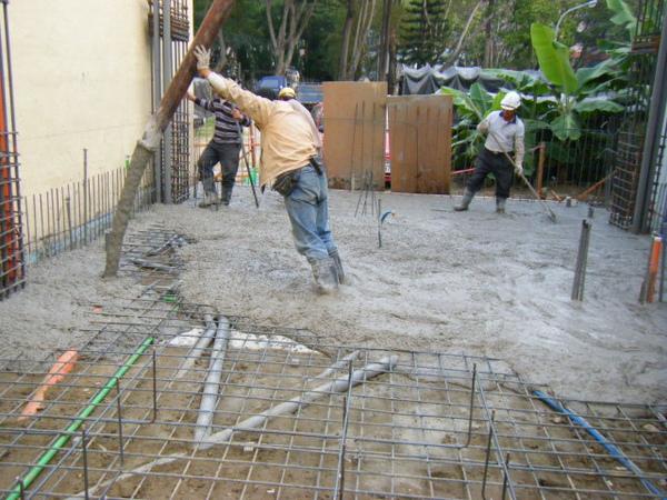地坪灌漿2