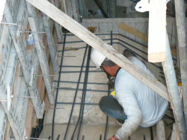 091203-一樓頂板鋼筋20