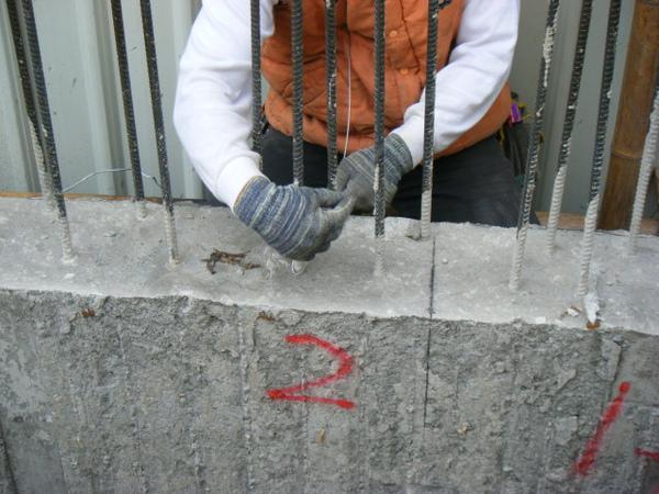 091218-一樓頂板養護7及二樓外模組立05