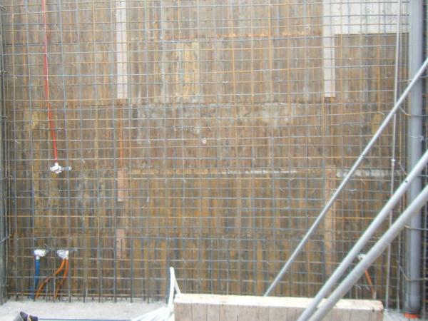 091219二樓牆筋綁紮及水電配管16