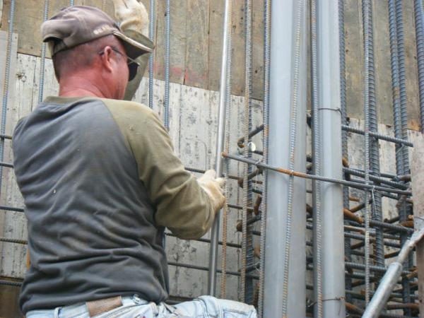 091219二樓牆筋綁紮及水電配管19
