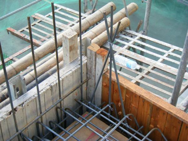 091229-二樓頂板灌漿前檢視02