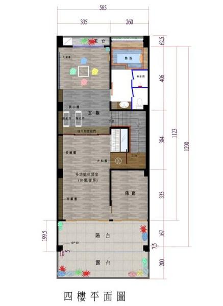 100116-三樓頂板鋼筋及水電作業11