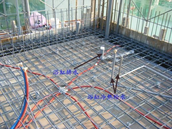 100116-三樓頂板鋼筋及水電作業21