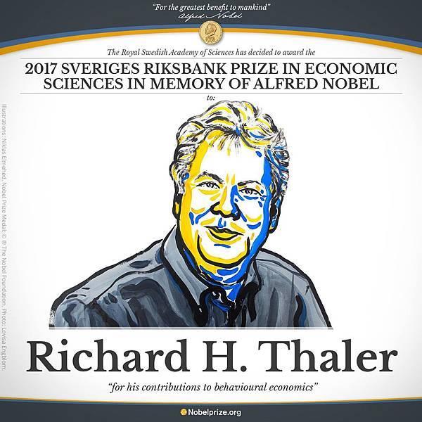 理查.塞勒Richard H. Thaler