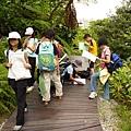99/7/20 在植物園的綠意中學習