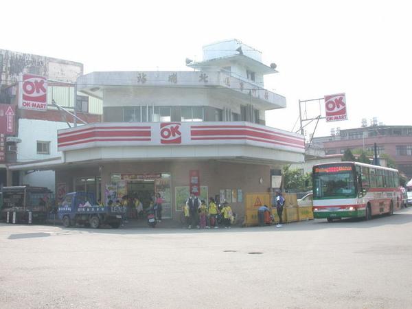 新竹客運北埔站