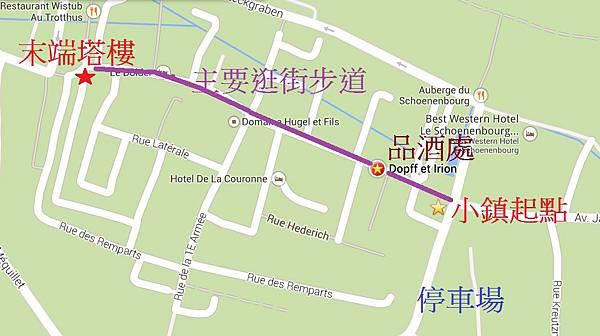 map喜客維多