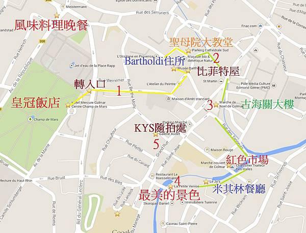 柯瑪位置圖路線圖3