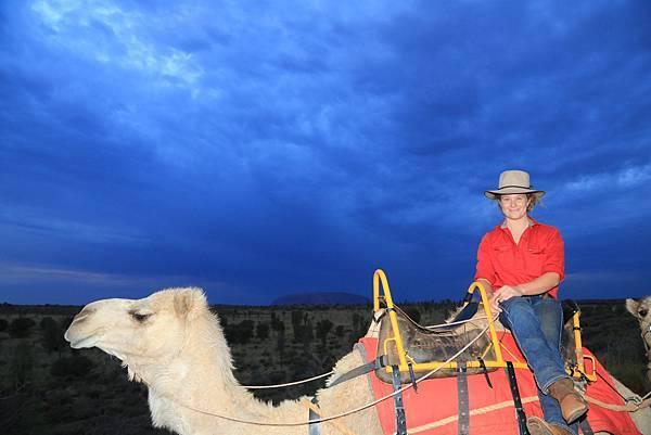 Uluru Camel Tour 062