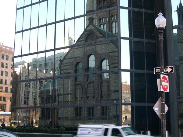 約翰漢考克大樓(John Hancock Tower)