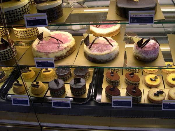 Finale蛋糕店 in 哈佛