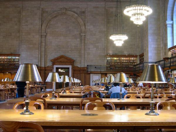 Public library_內部