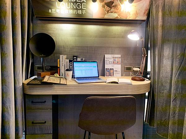 CoCo Office行動辦公室內部空間