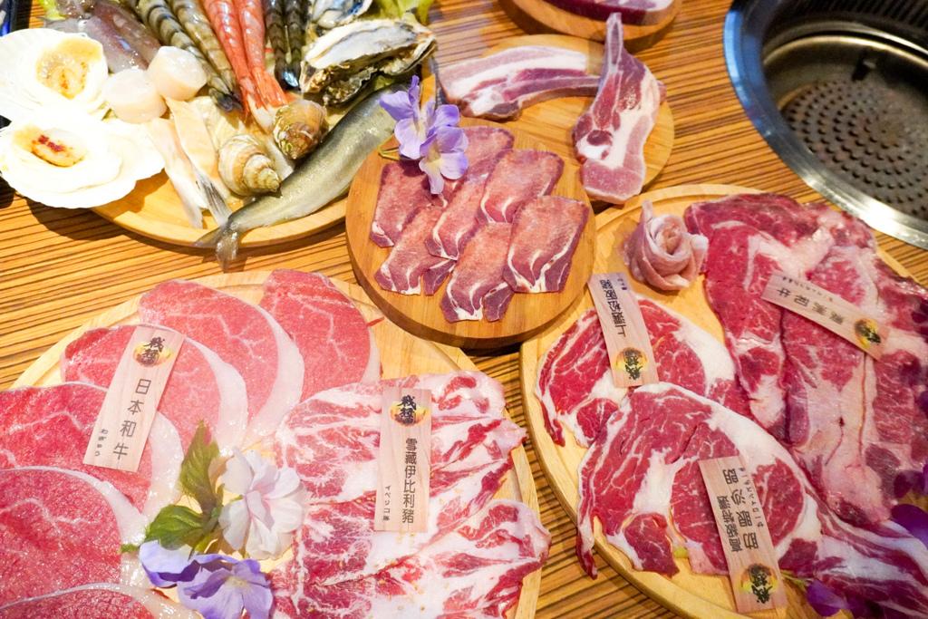台北和牛吃到飽