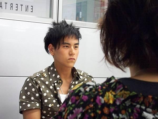 日本雜誌訪問