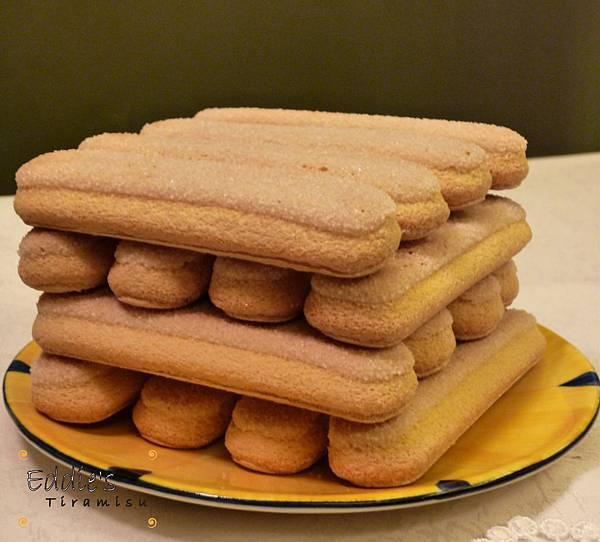 Savoiardi 手指餅乾-3