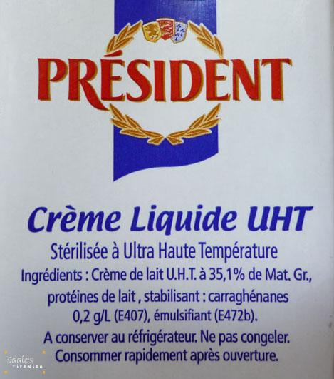總統牌鮮奶油-2