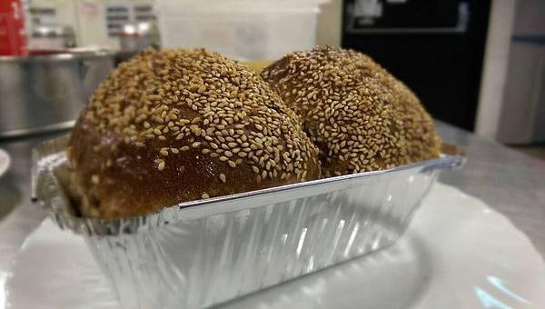 餐盒$100蜜香芋頭雜糧堡 @50.jpg