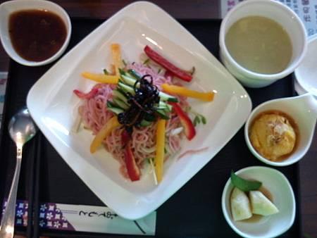 紫蘇梅拌飯