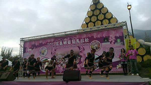 布農族舞蹈