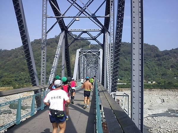 后豐鐵馬道花樑鋼橋