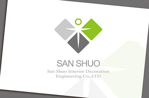 建設公司LOGO設計