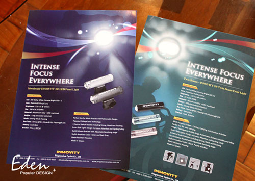 LED燈DM設計