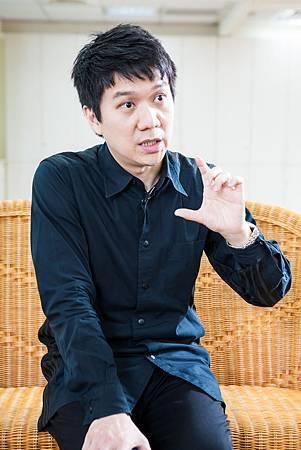 20120515-49-朱峰想用最自然的方式呈現劇情的張力。