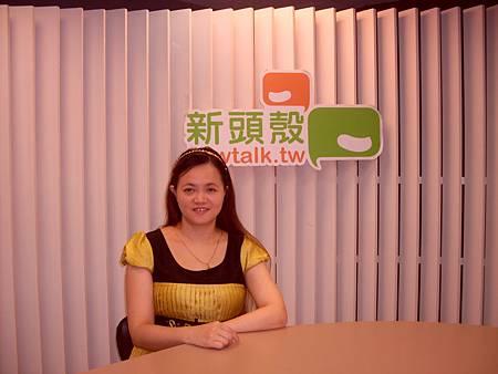 李欣怡-網路電視節目主持照片