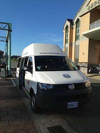 IMG_5350-復康巴士進駐七美鄉服務。