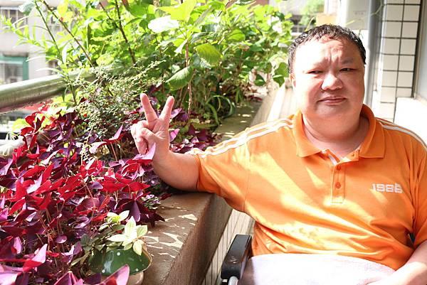 王永春─肢體障礙,伊甸一壽養護中心住民