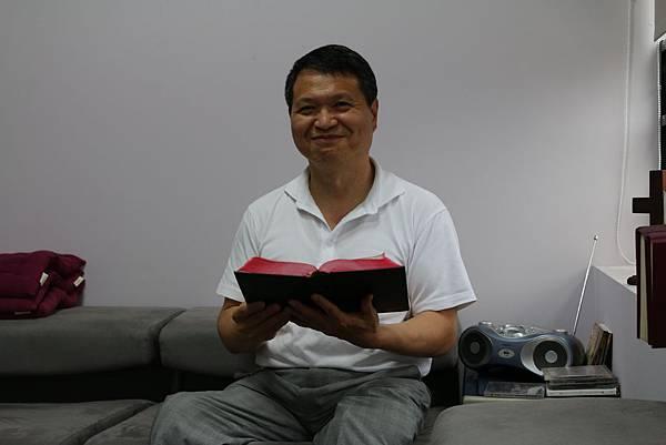 李漢修─小兒麻痺,伊甸輪椅舞舞者