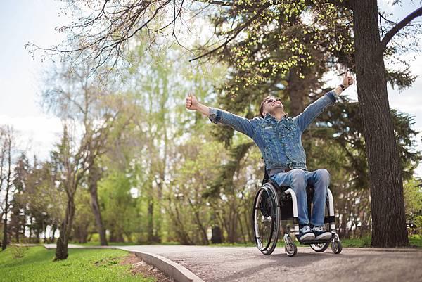 圖說:只需要給身心障礙者一個機會,一個證明自己的機會。