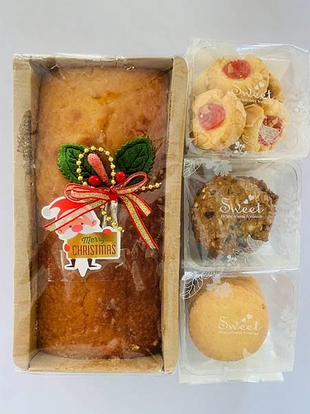 (首頁圖及圖一)愛分享聖誕禮盒