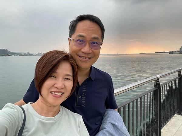 阿娥姐與丈夫