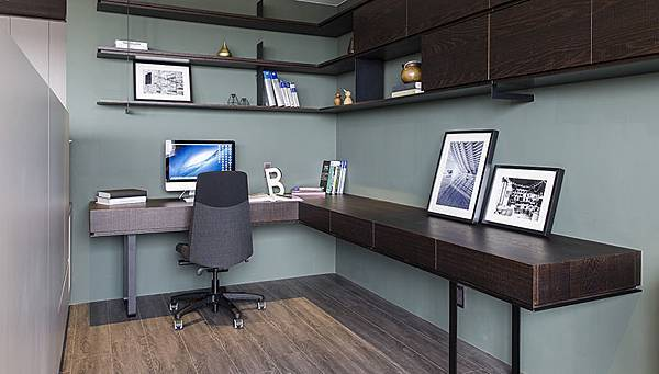 edHOUSE 機能櫥櫃 輕裝修 系統櫃 系統板材 系統家具 隱藏式延牆系統設計 權釋設計 書櫃 收納櫃 活動層板 輕裝修設計 系統櫃設計 室內設計