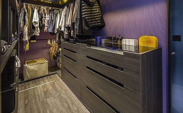 edHOUSE 機能櫥櫃 輕裝修 系統櫃 系統板材 系統家具 權釋設計 更衣室 收納櫃 活動層板 輕裝修設計 系統櫃設計 室內設計