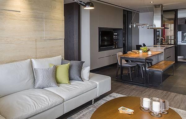 edHOUSE 機能櫥櫃 輕裝修 系統櫃 系統板材 系統家具 權釋設計 廚房 收納櫃 活動層板 輕裝修設計 系統櫃設計 室內設計