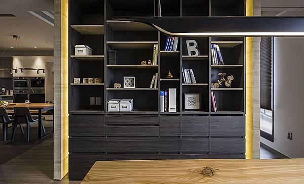 edHOUSE 機能櫥櫃 輕裝修 系統櫃 系統板材 系統家具 權釋設計 展示櫃 收納櫃 活動層板 輕裝修設計 系統櫃設計 室內設計