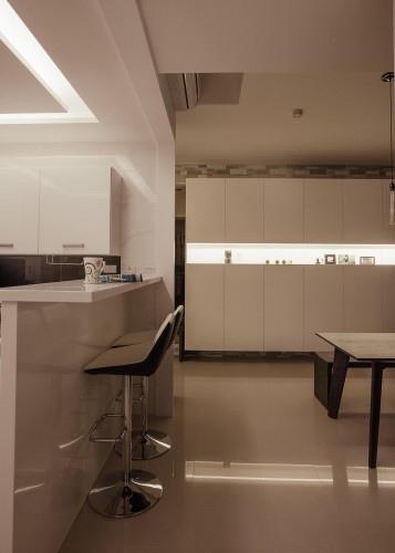edHOUSE 機能櫥櫃 輕裝修 系統櫃 系統板材 裝潢設計 系統家具 客製化 餐廚房 餐具櫃 餐桌 吧檯 收納 輕裝修設計