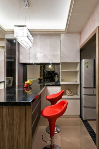 edHOUSE 機能櫥櫃 輕裝修 系統櫃 系統板材 裝潢設計 系統家具 客製化 餐廚房 餐具櫃 餐桌 收納 輕裝修設計 吧檯