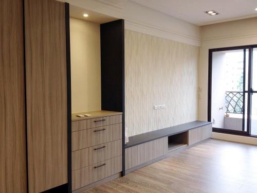 edHOUSE 機能櫥櫃 輕裝修 輕裝修設計 系統櫃 系統板材 裝潢設計 系統家具 客製化 收納 室內設計 室內裝修 系統櫃設計 高CP 玄關 客廳