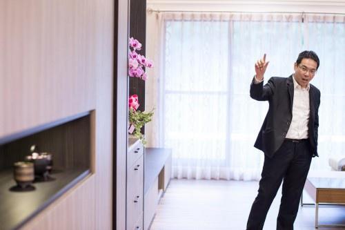 edHOUSE 機能櫥櫃 輕裝修 輕裝修設計 系統櫃 系統板材 裝潢設計 系統家具 客製化 收納 室內設計 室內裝修 系統櫃設計 高CP 玄關 客廳  展示櫃  矮櫃