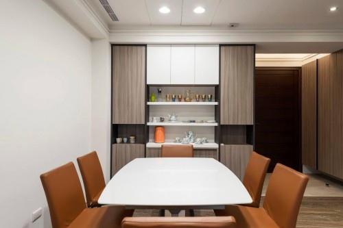 edHOUSE 機能櫥櫃 輕裝修 輕裝修設計 系統櫃 系統板材 裝潢設計 系統家具 客製化 收納 室內設計 室內裝修 系統櫃設計 高CP 餐廳 餐櫃