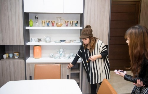 edHOUSE 機能櫥櫃 輕裝修 輕裝修設計 系統櫃 系統板材 裝潢設計 系統家具 客製化 收納 室內設計 室內裝修 系統櫃設計 高CP 餐櫃