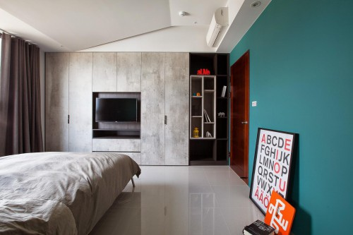 edHOUSE 機能櫥櫃 輕裝修 輕裝修設計 系統櫃 系統板材 裝潢設計 系統家具 客製化 收納 臥房 衣櫃 設計重點 書架