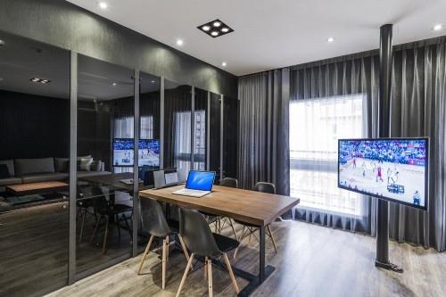 edHOUSE 機能櫥櫃 輕裝修 輕裝修設計 系統櫃 系統板材 裝潢設計 系統家具 客製化 客廳  低調奢華 室內設計